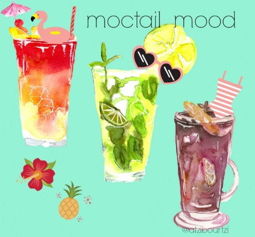 Moctail party image