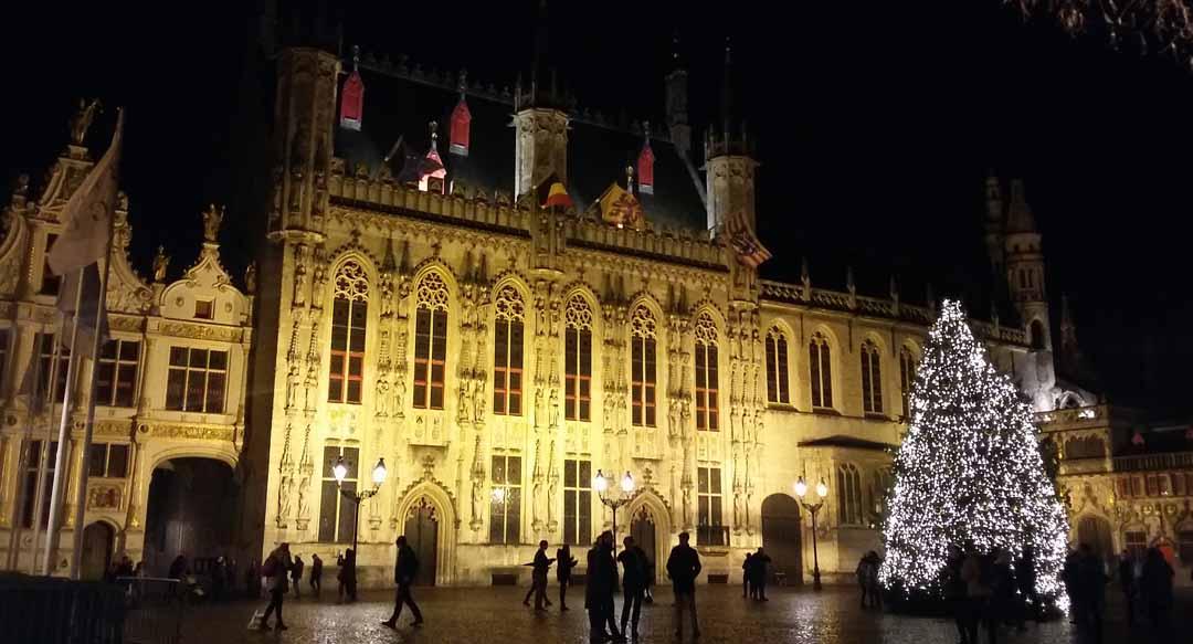 Burg christmas tree Μπριζ