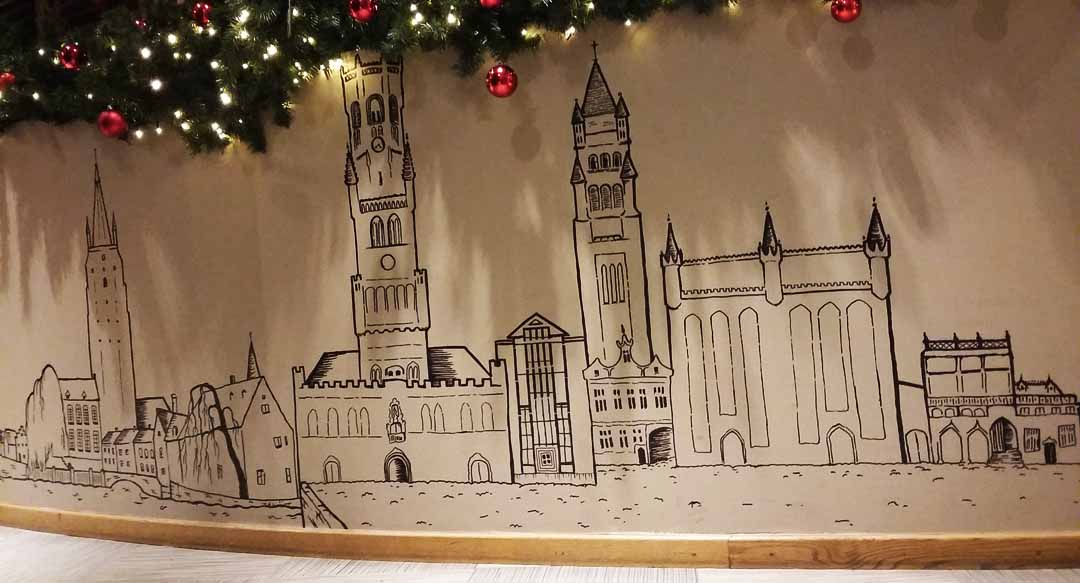 Μπριζ Scetch christmas