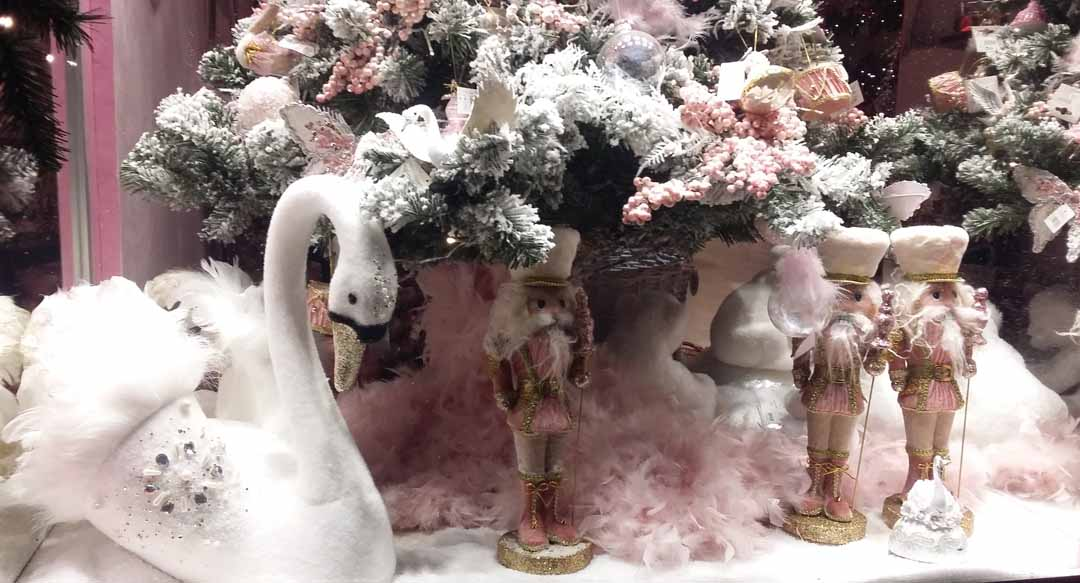 christmas Μπριζ Swan