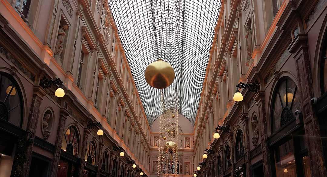 galleriesStHubert Brussels