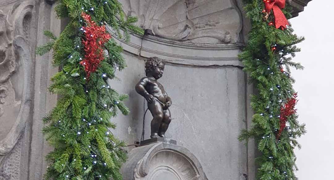 mannekenPis Brussels