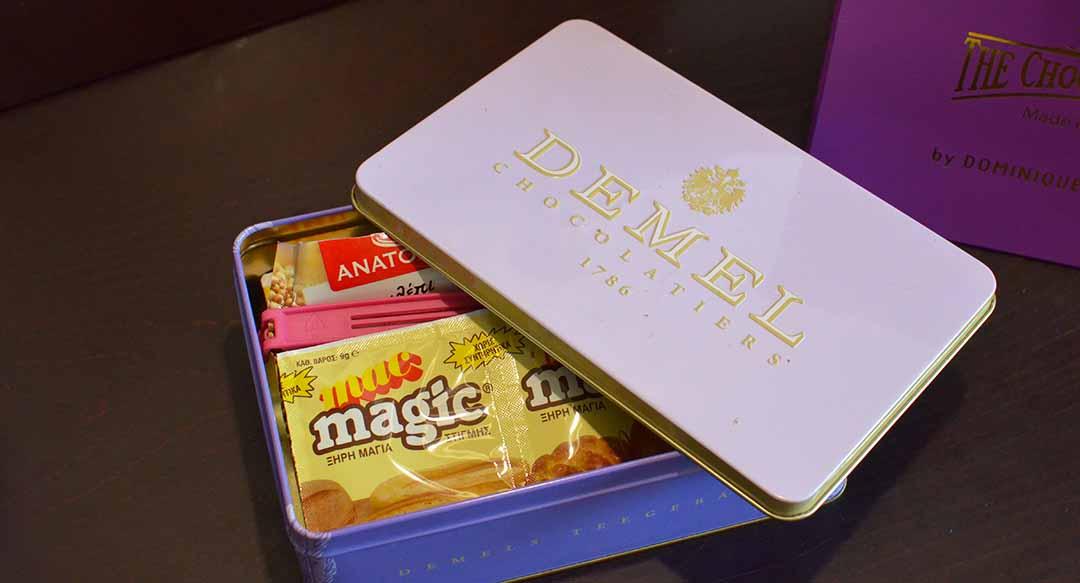 Demel box