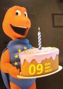 9th May- EE birthday
