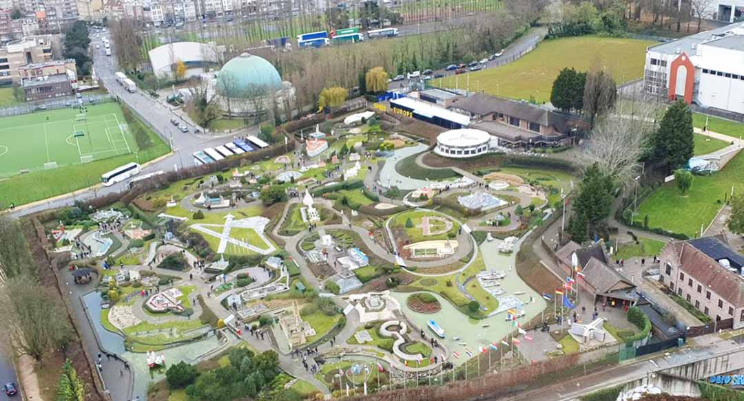 miniEuropeView from Atomium