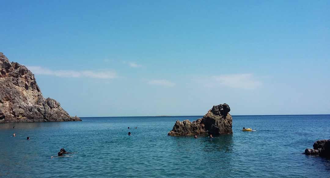 agiofarago Rocks
