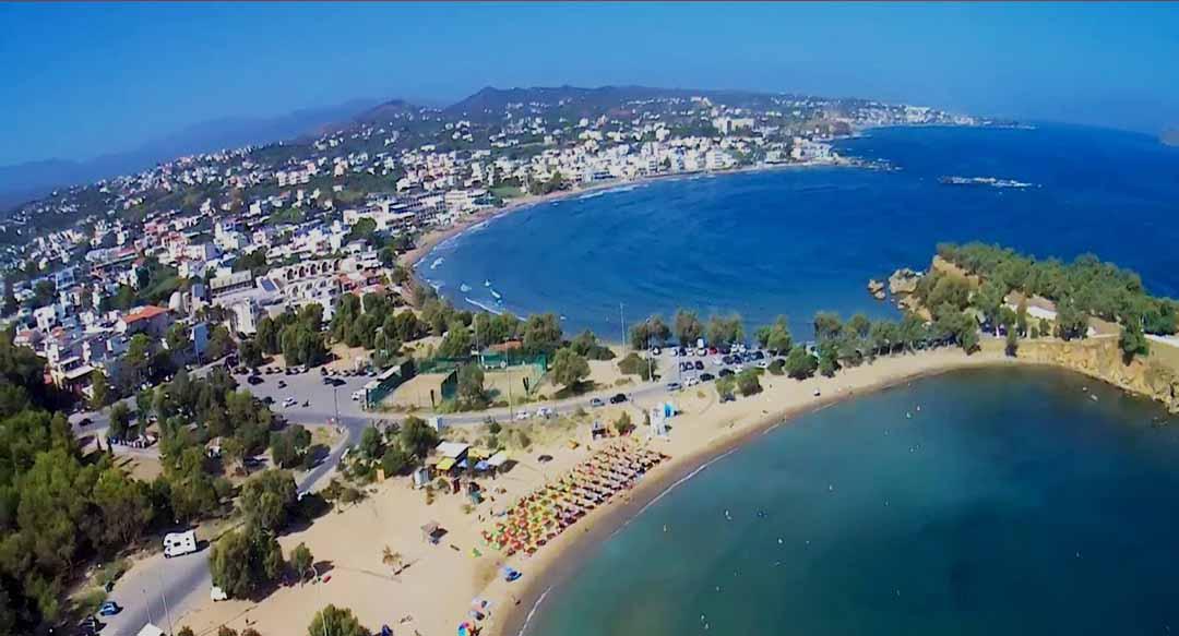 agioiApostoloi beach