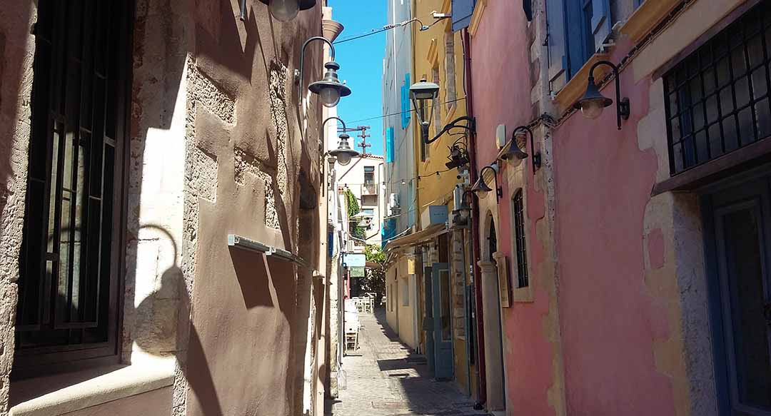 old city of Chania